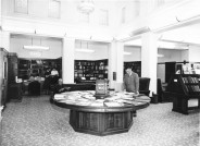 Parliamentary Library - Image from the Old Parliament House Collection