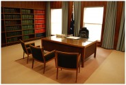Prime Minister's Office - Image from the Old Parliament House Collection